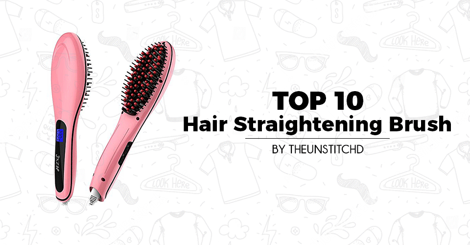 Top 10 Best Hair Straightening Brush for Women ...