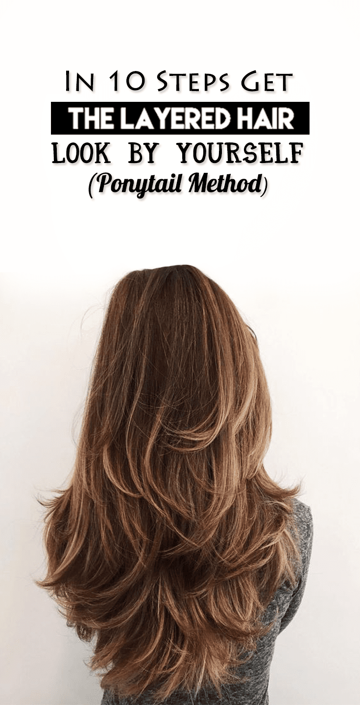 5 ways you can style your layered hairstyle the right way solutioingenieria Choice Image