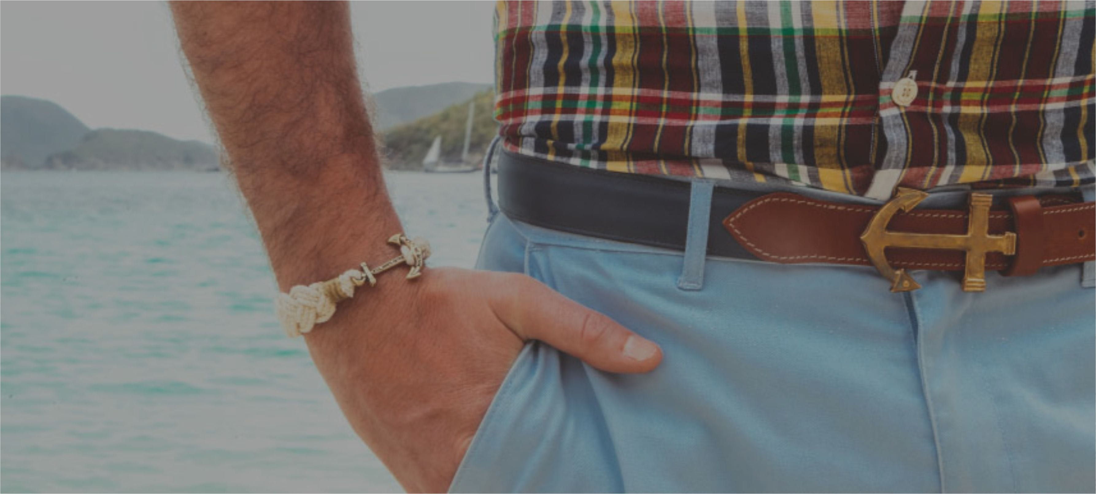 The useful, the stylish, the fashion essential – Men's Belts