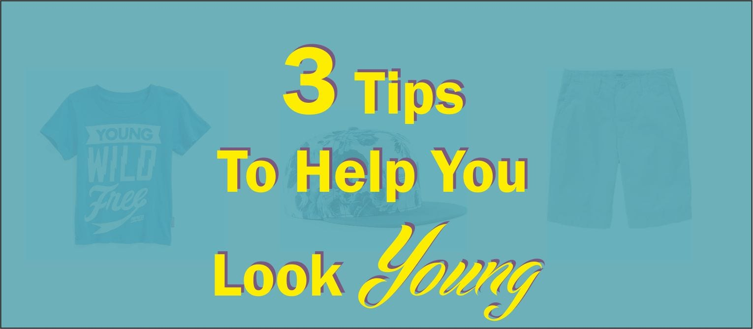Now, Everybody Can Look Young – 3 Simple Tips