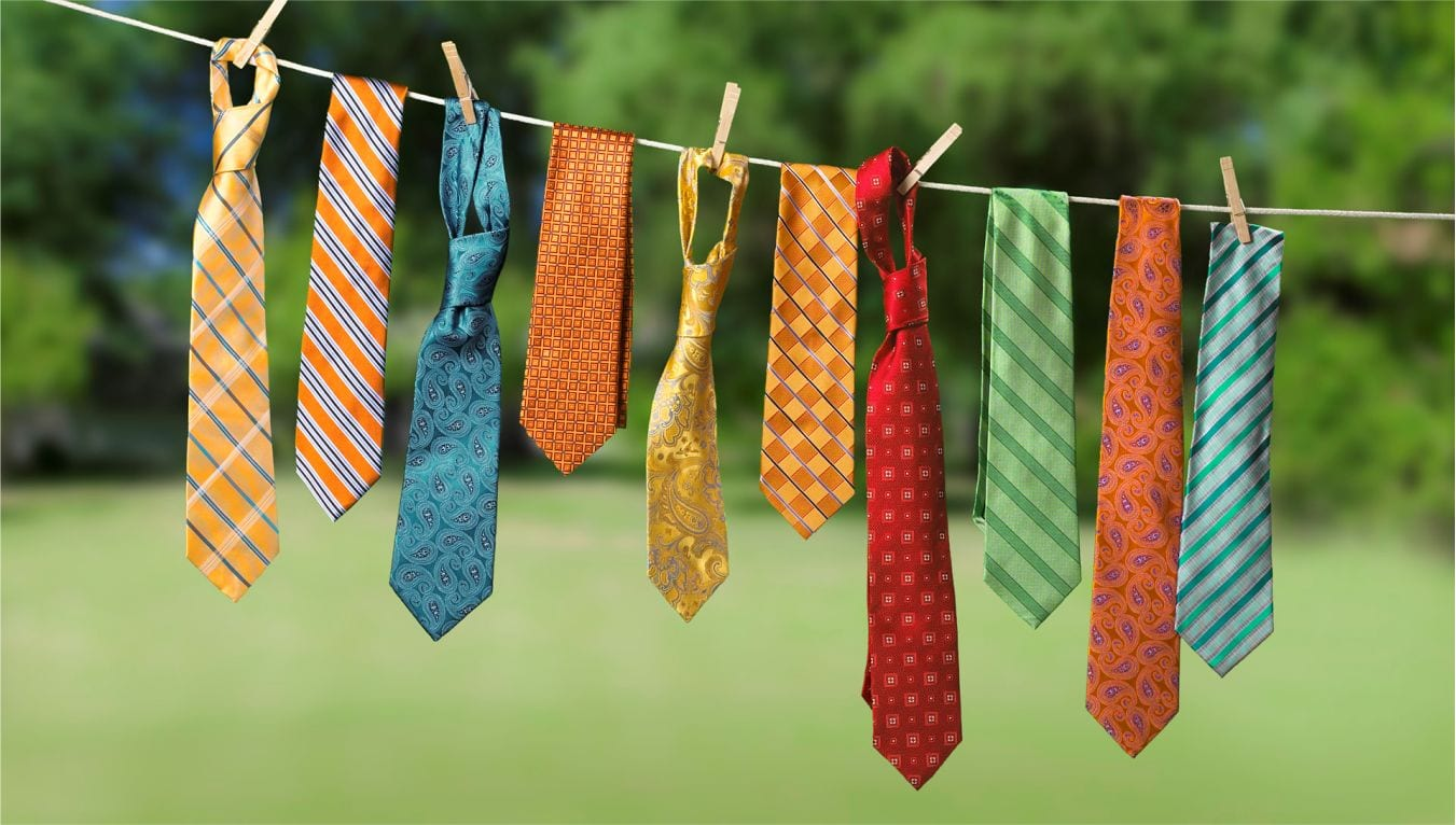 Ties For Men – What And Which