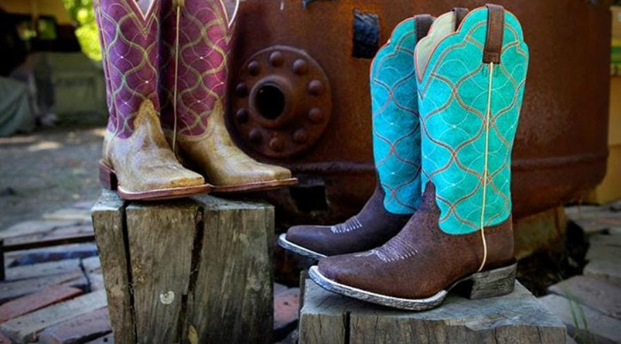 Cowabunga!! Giddy Up For Them Cowboy Boots!