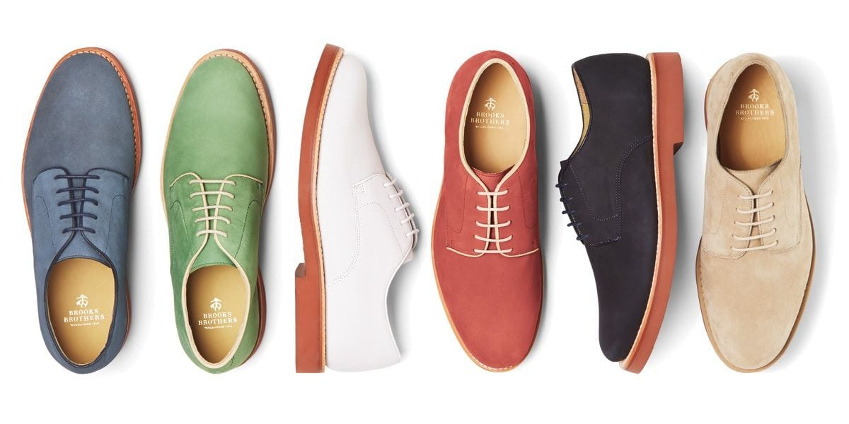 5 Must Have Shoes In A Man's Closet!