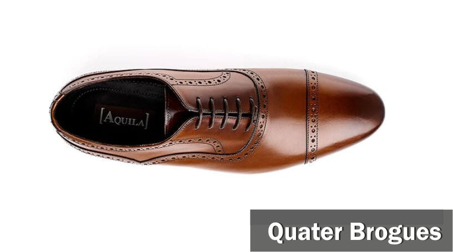The Brogue-Ish Dictionary – Quarter Brogues