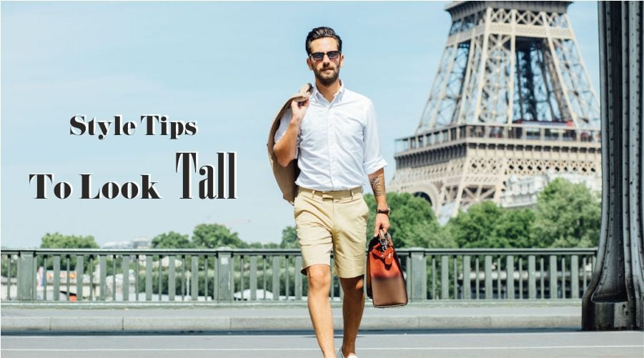All Short Men, Now You Can Even Stand Tall