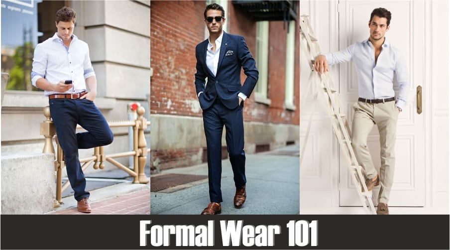 Formal Wear 101 – Style Tips You Shouldn't Miss