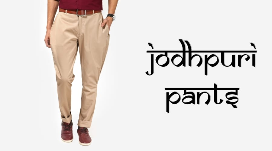 For The Love Of Jodhpuri Pants