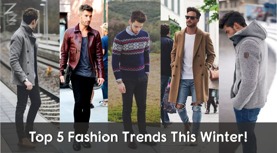 Top 5 Trends This Winter!