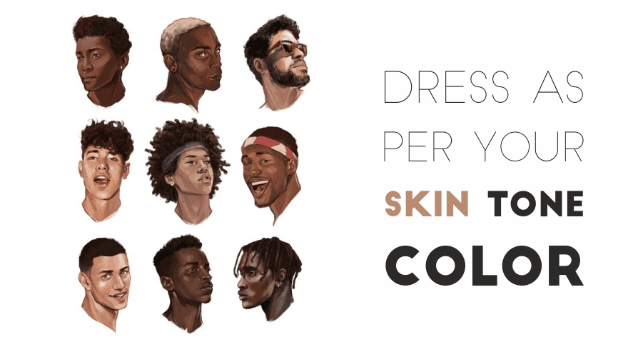 Colours That Flatter Your Skin Tone: For Men
