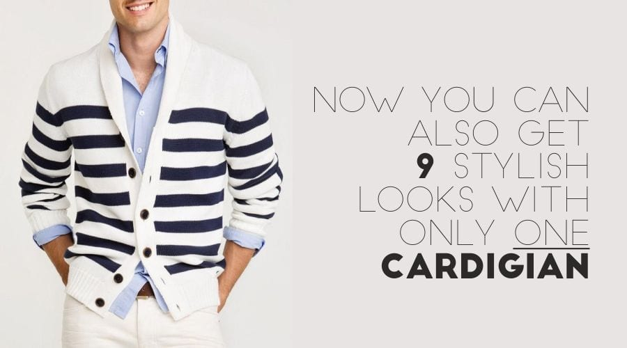 How to Layer Your Cardigan in 9 Different Ways