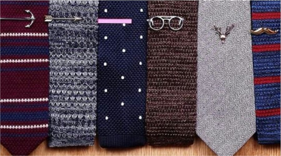 3 Reasons Why You Should Be Wearing A Tie Pin !
