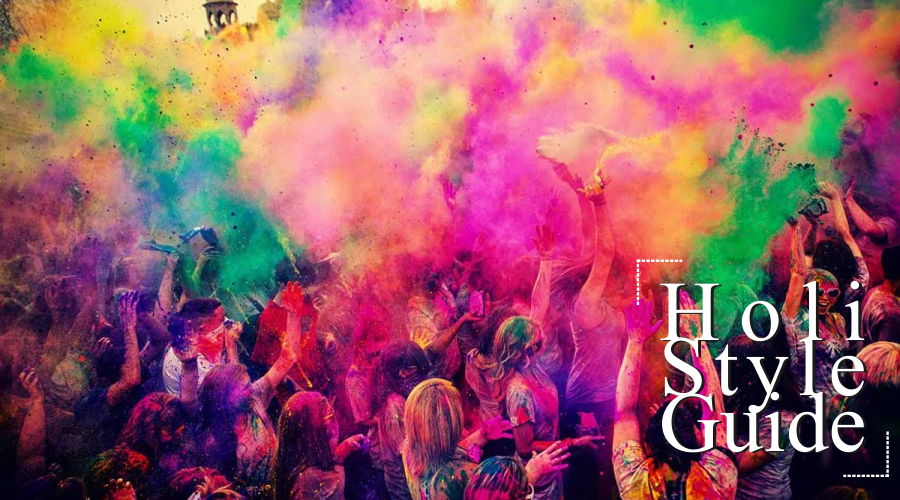 Holi Style Guide