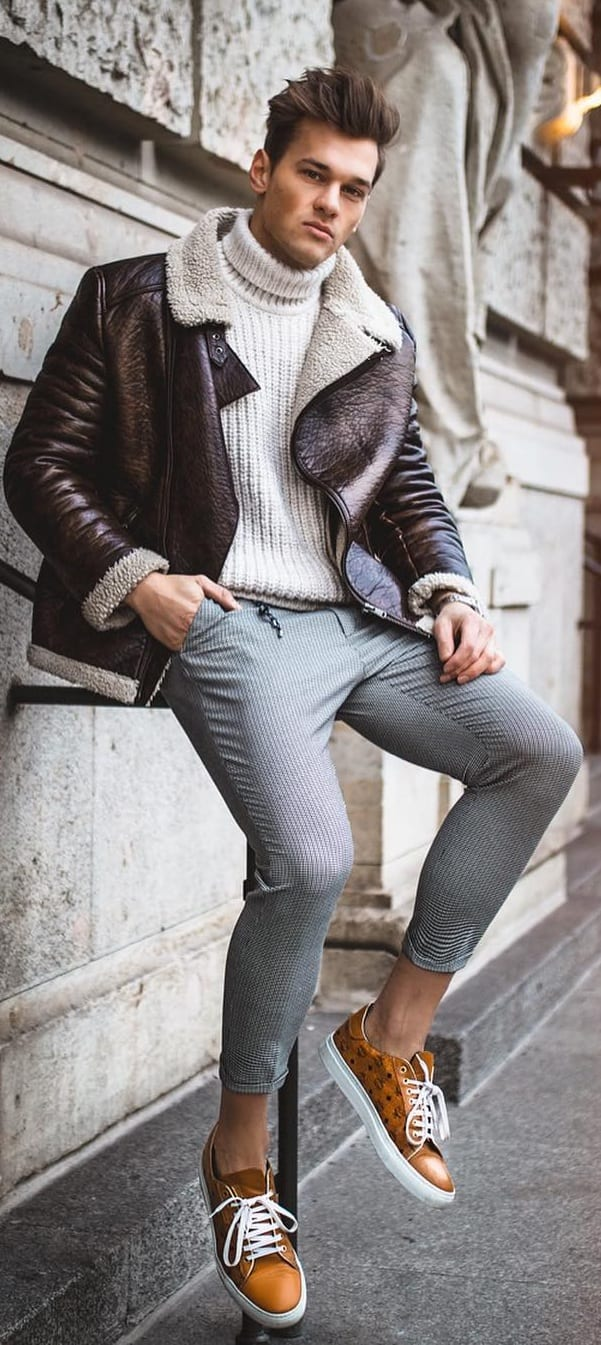 Fashionable Fall Outfit Ideas For Men ⋆ Best Fashion Blog For Men ...