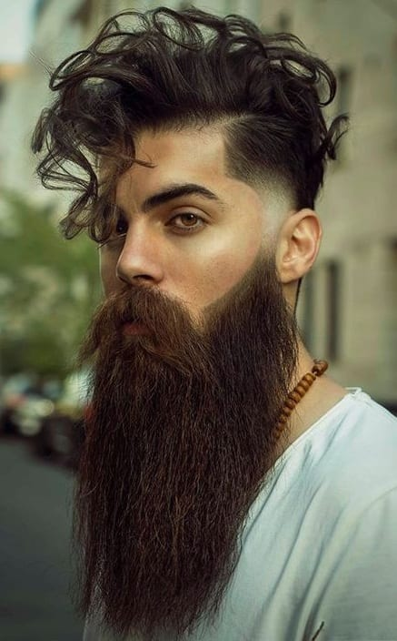 Curly Hair Fade Haircut For Men 2020 Best Fashion Blog For Men Theunstitchd Com