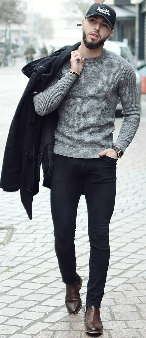 Simple Casual Outfit Ideas For Men
