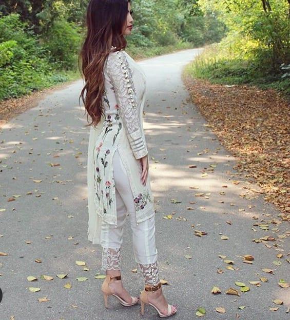 Kurti Designs for Short Height Girl
